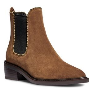 Bowery suede